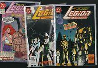 Legion of Super-Heroes   #31 #32 #33  (DC 1992)   UNUSED   B1.212