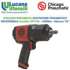 """Chicago Pneumatic Avvitatore Pneumatico CP 7748 1/2"""" Cp7748 1250nm Coppia estrem"""