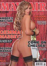 GEMMA MASSEY Rare MAYFAIR UK Magazine Vol. 47 #6!