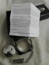 NIB Trump Marina Hotel Casino Iwo Jimo Limited Edition quartz pocket watch