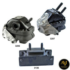 Brand New Engine & Trans Mount Set 3 pieces 2005-2008 Ford F150 4WD 5.4L