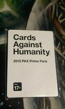 Cards Against Humanity 2013 Pax Prime Mystery Pack Unopened