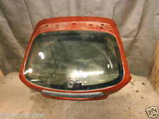 ROVER STREETWISE 2004 3/5DOOR TAILGATE BOOT PANEL FIREFROST RED CEV