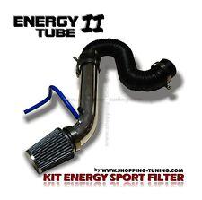 FULL KIT AIR DIRECT SPORT FILTER ENERGY TUBE II UNIVERSAL ENGINE INTAKE