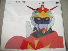 Chouja Reideen Rydeen Eagle Anime Production Cel
