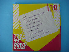 TOO LAZY TO DOWN-LOAD: New Order,Devo,Ween,Afghan Whigs,UB40,Los Lobos,Paramore+