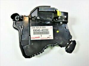 TOYOTA GENUINE OEM SCION LH FRONT DOOR LOCK W/MOTOR 69040-42250