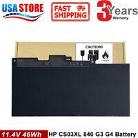 CS03XL Battery for HP Elitebook 745 755 840 848 850 G3, ZBook 15u G3 G4 Laptop