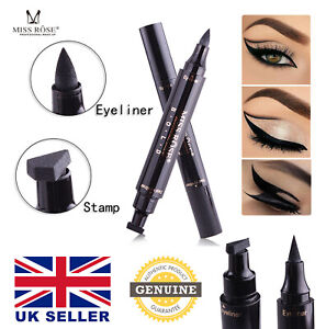 ❤️Miss Rose Winged Eyeliner Stamp Eye Liner Pencil Liquid Pen,Vamp,Cat Eye❤️
