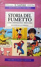 GUERRERA N.66 STORIA DEL FUMETTO ENCICLOPEDIA TASCABILE 1995 NEWTON