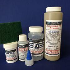 Colorworks Pro Leather / Vinyl Repair Kit - Mercedes Benz Sahara Beige