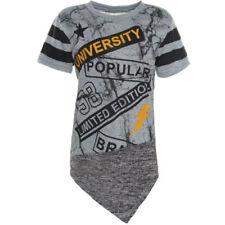Markenlose Jungen-T-Shirts & -Polos aus Polyester in Größe 128