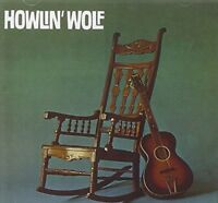 Howlin Wolf - Howlin Wolf (The Rockin Chair) [New Vinyl LP] Gatefold LP Jacket,