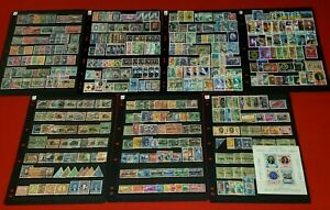 {GUATEMALA  400 M&U Stamps Stripped from Minkus< All Different< Year 1908-1960!}