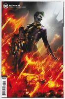 Batman #95 Mattina Variant Joker War DC Comics 1st Print 2020 unread NM