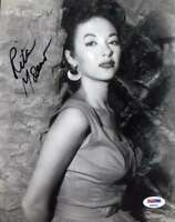 RITA MORENO Hand Signed PSA DNA COA 8x10 Photo Autographed Authentic