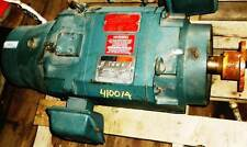 Induction Motor, Reliance, 10 Hp, 1475/2950 Rpm, 460 Volts, Frame L2158