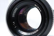 Nikon Non-Ai 50mm F1.4 Lens SN2973293
