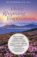 Daily Rhyming Inspirations: Let a 2-Line Rhyme Be Your Daily Prime!