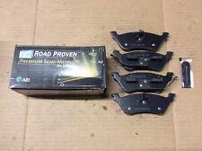 New ARI Roadproven 62-D858 Premium Semi-Metallic Disc Brake Pad Pads