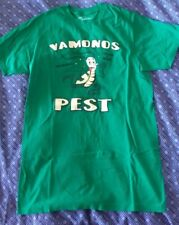 BREAKING BAD VAMANOS PEST MENS OFFICIALLY LICENCES T-SHIRT MEDIEUM- NEVER WORN