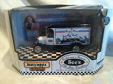 1999 See's Matchbox Collectibles 1926 Ford Model TT  The Peoples Choice NIB
