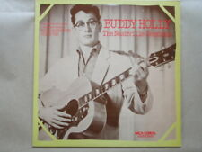 "VINYLE 33 TOURS ROCKABILLY BUDDY HOLLY "" THE NASHVILLE SESSIONS """