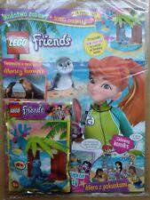 LEGO Friends Magazine 6/2020 + Limited Edition Mini Figure - A cute sea Lion
