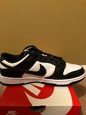 Size 13 - Nike Dunk Low Black White - DD1391-100