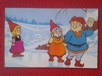 POSTAL SERIE TV TVE NOELI COLECCIÓN AÑO 1986 Nº 7 PHOSKITOS VER FOTO/S POST CARD