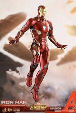 Iron Man Mark 50 Mark L Avengers Infinity War Diecast 1:6 Hot Toys