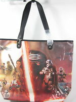 LOUNGEFLY, THE FORCE AWAKENS, PHOTO TOTE BAG, MULTI, ONE SIZE, NEW WITH TAGS