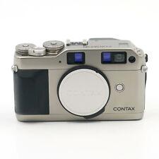 CONTAX G1 - analoge Sucherkamera - gebraucht