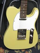 Fender 20th Anniversary Squier Standard Telecaster in Blonde W/Case