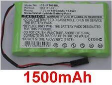 Batterie 1500mAh  Pour Intermec 066111-001