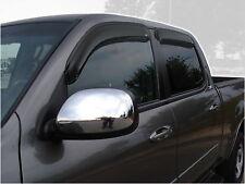 Auto Ventshade 94710 Ventvisor; Deflector 4 pc. 04-06 Tundra