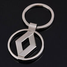 Mens 3D Hollow Car Logo Keychain Metal Key Chain Pendant Holder Ring for Renault