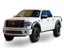 2009-2014 FORD F-150 RIVET STYLE (pocket style) FENDER FLARES - Set of 4 smooth