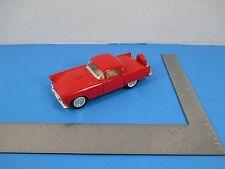 1956 Ford Thunderbird Majorette Legends 2400 Series Red '56 T-Bird Car VS13