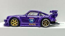 2020 Hot Wheels RWB Porsche 930 Purple Car Culture Team Transport Loose CAR ONLY