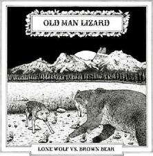 Old Man Lizard - Lone Wolf Vs Brown Bear (NEW CD)