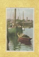 MA Nantucket 1908-19 antique postcard REFLECTIONS BY H MARSHALL GARDINER MASS