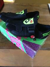 SIDI SHOES RETRO NEW OLD STOCK SIZE 40 FOR TOECLIP/STRAP OR CLIP IN