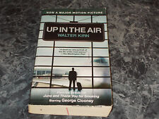 Up in the Air by Walter Kirn (2009, Paperback, Movie Tie-In)