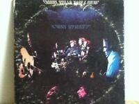 CROSBY , STILLS , NASH & YOUNG            LP        4  WAY  STREET
