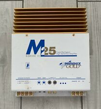 Phoenix Gold M25 Series 2 Triple Darlington High Definition Amplifier