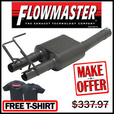 FLOWMASTER 2009-18 Dodge Ram 1500 5.7 Direct-Fit Stainless Outlaw Series Muffler