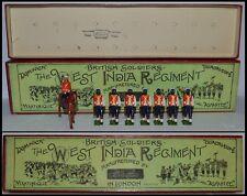 Britains Pre-War Set #19 West India Regiment