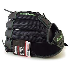 Franklin Youth Softball Fielding Glove 11 inch FastPitch Pro Charcoal Green New