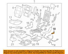 GM OEM Rear Seat-Recline Handle 84224465